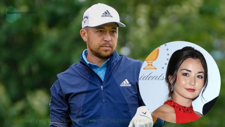 Know About Golfer Xander Schauffele Wife Maya Lowe -Together Since 2014