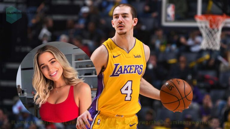 Know About NBA Player Alex Caruso Girlfriend Mia Amabile Who Is An Instagram Model