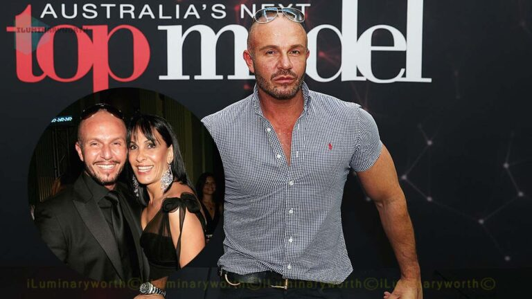 Know About Fashion Designer Alex Perry Wife Mary Perry Who Are Married For More Than 30 Years