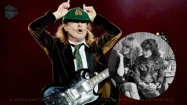 Know About AC/DC Lead Guitarist Angus Young Wife Ellen Young Who Is Also A Hardcore Metal Fan