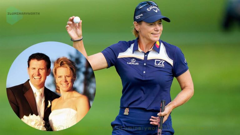 Know About Annika Sorenstam Husband Mike McGee – Managing Director At ANNIKA Brand of Business