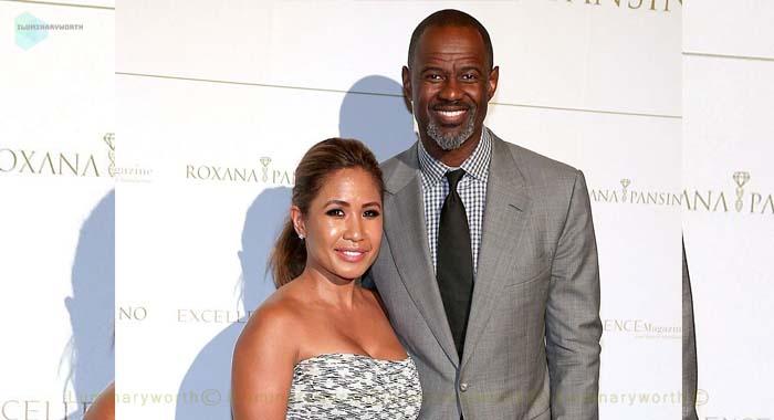Brian McKnight wife Leilani Malia Mendoza