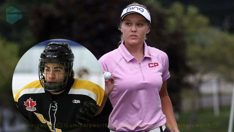 Know About Golfer Brooke Henderson Boyfriend Neil Doef Who Is A Former Ice Hockey Player