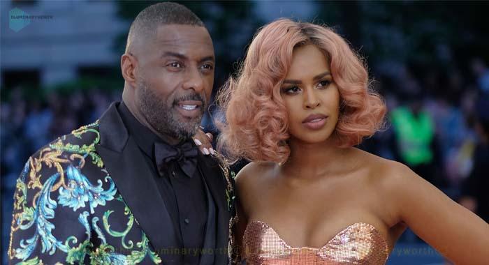Idris Elba wife Sabrina Dhowre
