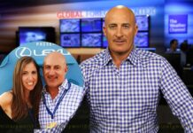 Jim Cantore daughter Christina Cantore