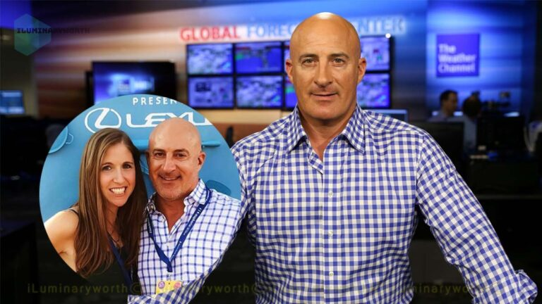 Know About Meteorologist Jim Cantore Daughter Christina Cantore With Former Partner Tamra Cantore