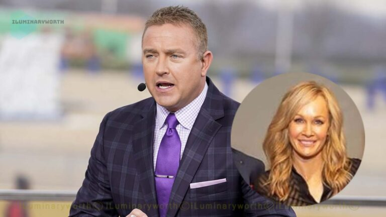 Know About Sport Analyst Kirk Herbstreit Wife Alison Butler Who Is A Former Cheerleader