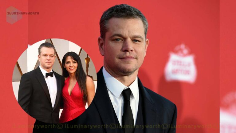 Know About Matt Damon Wife Luciana Barros Who Is A Mother Of Four Children