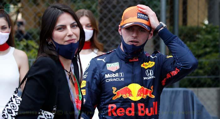 Max Verstappen girlfriend Kelly Piquet
