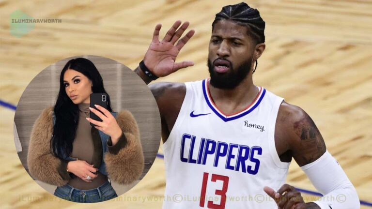 Know About Paul George Girlfriend Daniela Rajic Who Is Expecting Third Child With His Soon-To-Be Husband