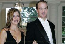 Peyton Manning wife Ashley Thompson