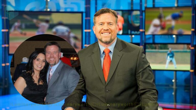 Know About MLB Tonight Analyst Sean Casey Wife Mandi Casey Who Shares Four Children With His Spouse