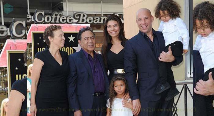 Vin Diesel father Irving H. Vincent