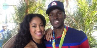 Will Claye wife Queen Claye
