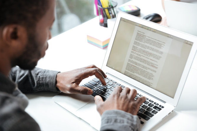 How to Write a Process Essay in Smooth Water