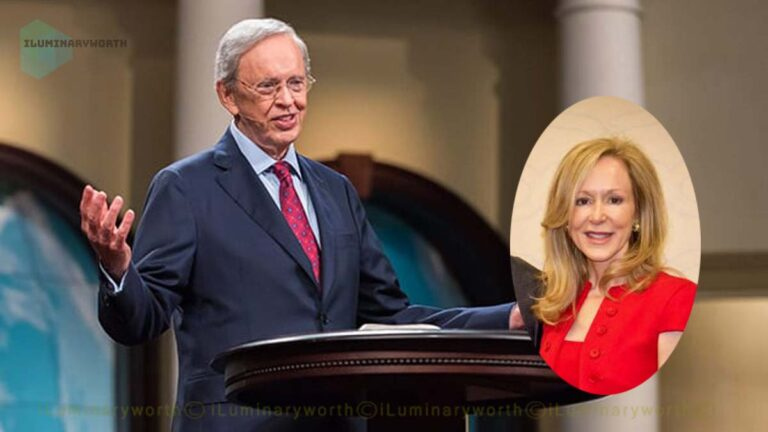 Know About Charles Stanley Daughter Becky Stanley Who Is Mother of Three Kids
