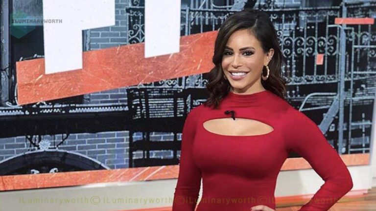 ESPN Show Host Charly Arnolt Net Worth 2021 – Earnings From WWE And Other Income Sources
