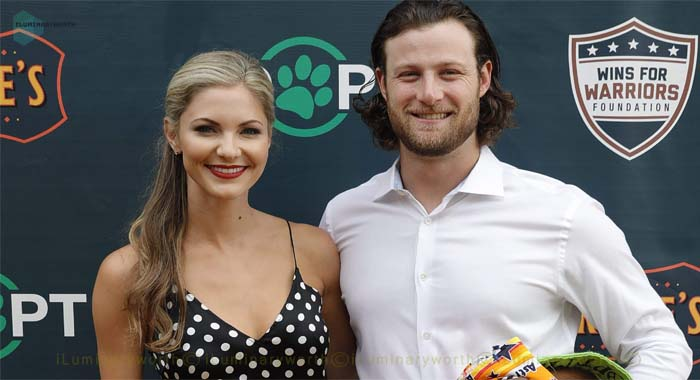 Gerrit Cole wife Amy Crawford