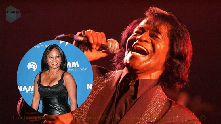 Know About Legendary Musician James Brown Daughter Deanna Brown