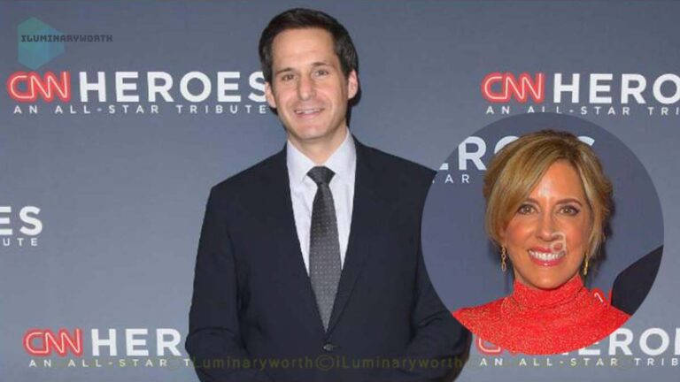 Know About CNN New Anchor John Berman Wife Kerry Voss Who Is Mother Of Two Kids