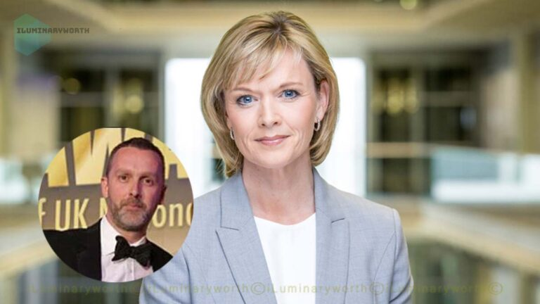 Know About Newsreader Julie Etchingham Husband Nick Gardner Who Is A Television Show Producer
