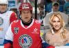 Pavel Bure wife Alina Khasanova