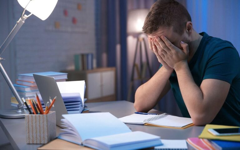 How to Decrease Back to College Anxiety