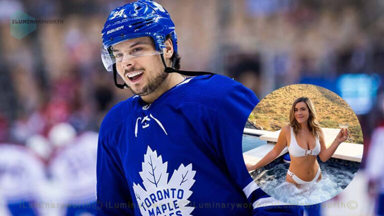 Know About NHL Player Auston Matthews Girlfriend Emily Ruttledge Dating Since 2010