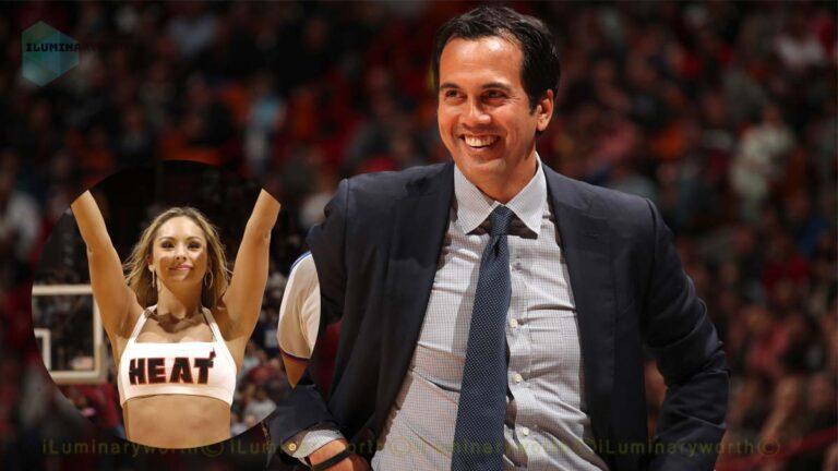 Know About Miami Heat Head Coach Erik Spoelstra Wife Nikki Sapp Who Is Former Cheerleader