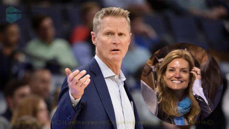 Know About NBA Coach Steve Kerr Wife Margot Kerr Who Is A Mother of Three Children